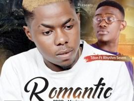 Tdon - Romantic Ft. Rhythm-7