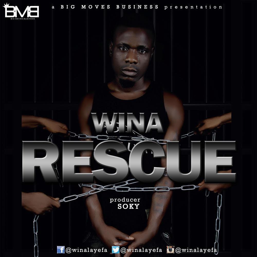 Wina-Rescue Audio Music