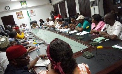 ASUU strike continues as meeting between FG and lecturers end in deadlock