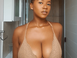 The Boob Movement founder shares 10 reasons why men should love big boobs