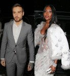 Naomi Campbell And Liam Payne Attend Vogue BAFTA Party Together Amidst Romance Rumours [Photos]