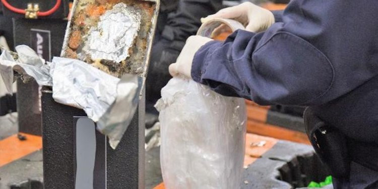 US Authorities seize .3B worth of Meth with heroin and cocaine hidden in speakers going to Australia (Photos)