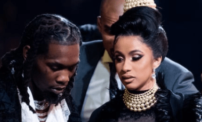 Cardi B deactivates her Instagram account following Grammy win