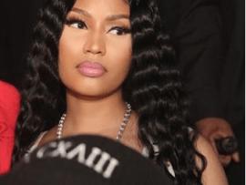 Nicki Minaj insinuates she doesn
