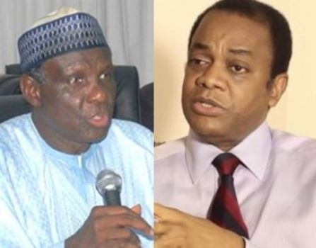 Breaking: SDP suspends Jerry Gana, Donald Duke for anti-party activities