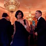 Barack Obama's Valentine's Day Heartwarming Message To Michelle Obama