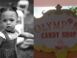 Serena Williams throws daughter Olympia a huge