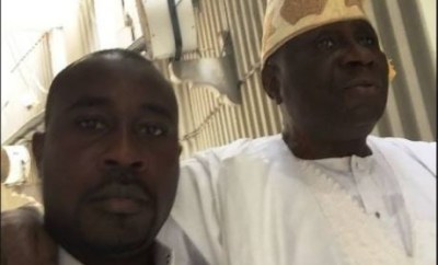 Son of Oba of Lagos, Kayode Moshood Akiolu wins Lagos Federal Constituency election