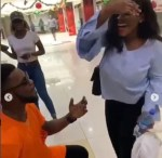 Instagram Comedian, Broda Shaggi Apologises After Getting Called Out For A False 'Wedding Proposal' Stunt