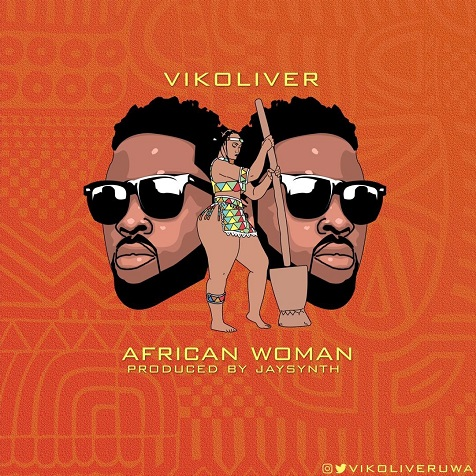 Vikoliver - African Woman