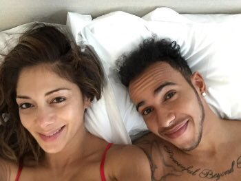Intimate Video of Lewis Hamilton And His Ex Nicole Scherzinger Leaked Online By 'Hackers'