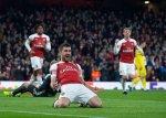 Arsenal Ease into Europa League Last 16