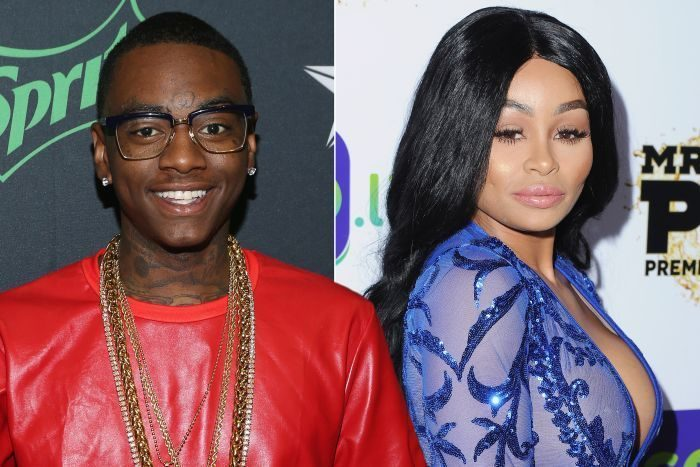 """I Just Wanted To See What Her Püssy Felt Like"" – Soulja Boy Breaks-Up With Blac Chyna"
