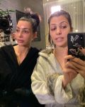 Kim Kardashian And Kourtney Look Unrecognizable in New Photo