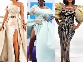 Photos: Toke Makinwa, Waje, Omawumi, Latasha Ngwube, Layole Oyatogun, others step out in style for movie premiere