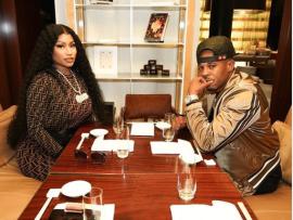 Nicki Minaj sparks marriage speculation as she calls boyfriend Kenneth Petty her