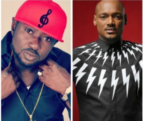 ''Bitterness is A Cancer'' Nigerians React To Singer Blackface Diss Song Against 2face Idibia