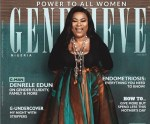 Nollywood Actress, Sola Sobowale Covers The Latest Edition of Genevieve Magazine [Photos]