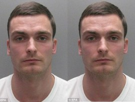 Ex-footballer Adam Johnson is banned from seeing his four-year-old daughter alone as he