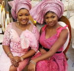 Photos: Omotola Steps Out in Style With Her Daughter, Princess