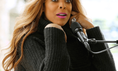 Wendy Williams found drunk and rushed to hospital after learning her husband