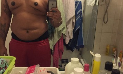 Model shares jaw-dropping transformation photos