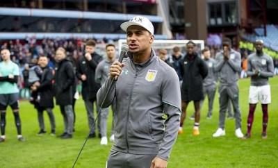 Former Aston Villa and England striker Gabriel Agbonlahor retires from football at 32