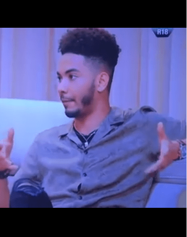 Watch the emotional moment Kbrule revealed his mom has been battling cancer (Video)
