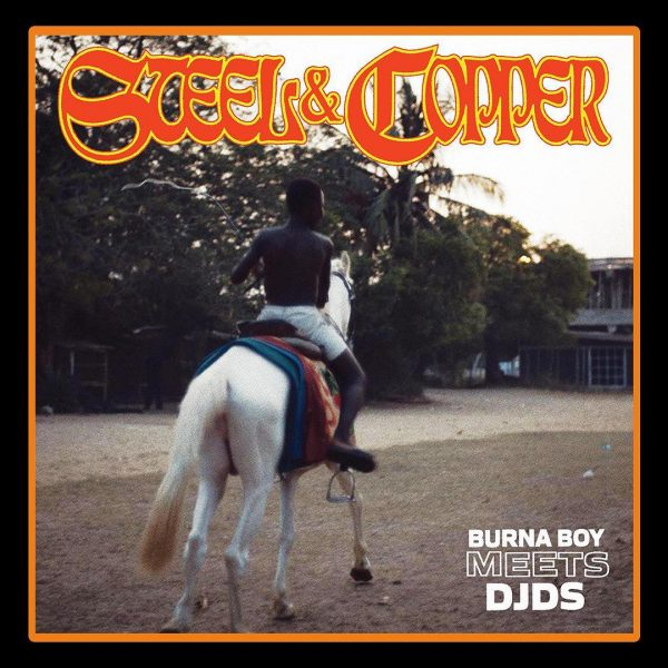 Burna Boy & DJDS - 34