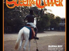 Burna Boy & DJDS - 34