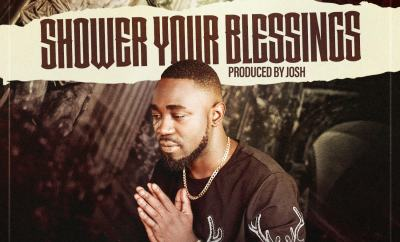 WhidBerry - Shower Your Blessings