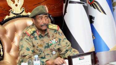 Lt Gen Abdel Fattah Abdelrahman Burhan