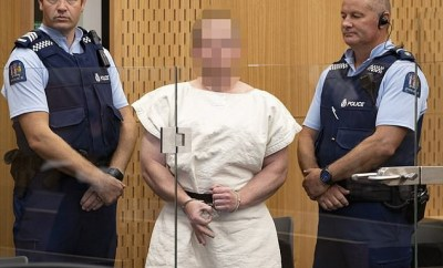 Accused Christchurch shooter is charged with 50 counts of murder and 39 counts of attempted murder
