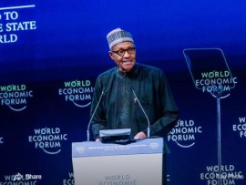 Full Speech:??No territory In Nigeria Is controlled by Boko Haram?- President?Buhari?speaks at the World Economic Forum