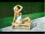 Photos: Blac Chyna Poses in Sexy Swimsuit