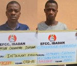 Photos: Two Internet Fraudsters Jailed in Ogun
