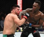 Nigerian Fighter, Israel Adesanya Wins The Interim UFC Middleweight Championship By Unanimous Decision Over Kelvin Gastelum