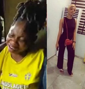 Mother of 20 year old girl killed by policemen in Ajegunle demands justice