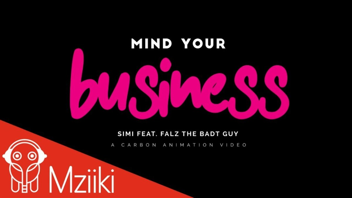 VIDEO: Simi – Mind Your Bizness ft. Falz