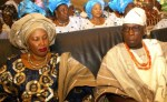 Obasanjo Has Hired Assasins To Kill Me And My Son For Supporting President Buhari - Mrs Taiwo Obasanjo Alleges