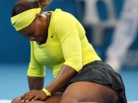 New injury forces Serena Williams to withdraw from 2019 Italian Open