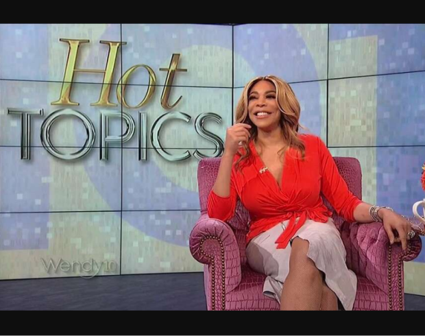 Wendy Williams speaks on her ongoing divorce, says she