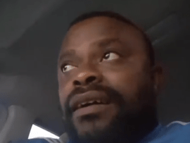 """""""Ashawo no get pride and dignity"""" - Actor Okon says as he defends police raping women arrested in Abuja clubs (video)"""