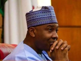 Court restrains EFCC from Investigating Senate President, Bukola Saraki