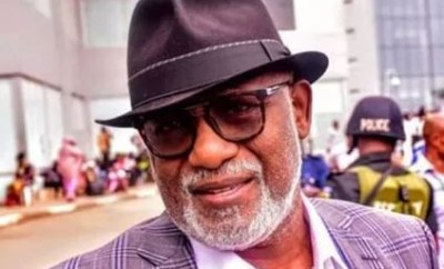 Presidential Committee warns Ondo State governor, Rotimi Akeredolu against promoting cannabis