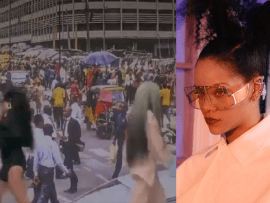 Rihanna features CMS, Lagos, in her latest Fenty  campaign video