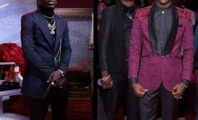 Organisers of Ghana Music Awards ban Shatta Wale and Stonebwoy Indefinitely, strip?them off the awards they won