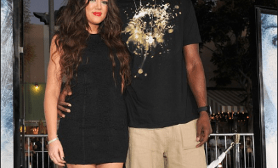 """Lamar Odom claims Khloe Kardashian once """"beat sh*t out of stripper"""" when she walked in on them having an orgy"""