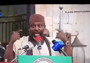 As I walk out of government house, let nobody fight me and I will not fight anybody- Rochas Okorocha