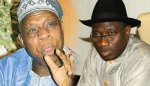 Jonathan, Obasanjo Absent At Buhari, Osinbajo's Inauguration